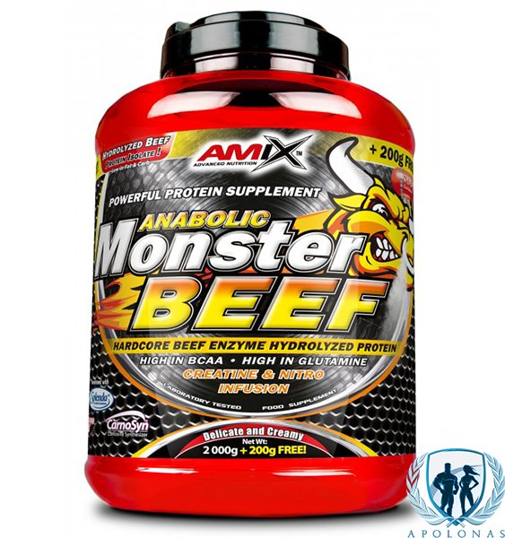 amix anabolic monster beef recenze