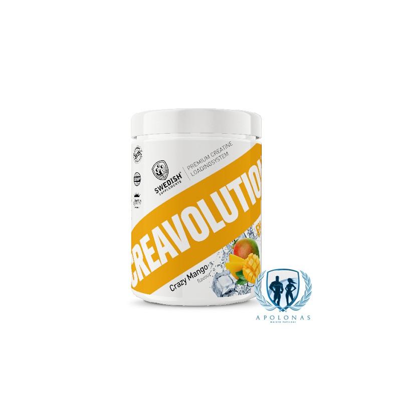 Swedish Supplements Creavolution 500g