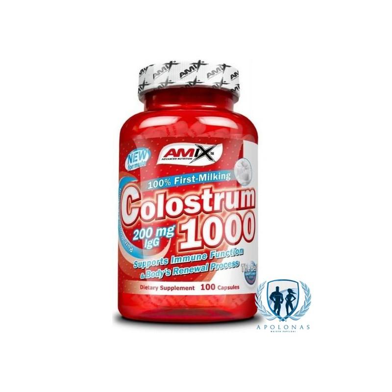 Amix Colostrum 1000 100tab