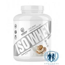 Swedish Supplements Iso Whey Premium 1,8kg