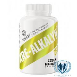 Swedish Supplements Kre-Alkalyn 2600 120kaps