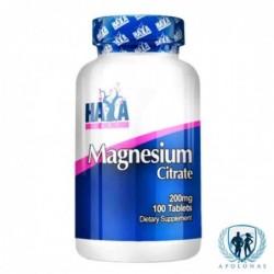 Haya Labs Magnesium Citrate