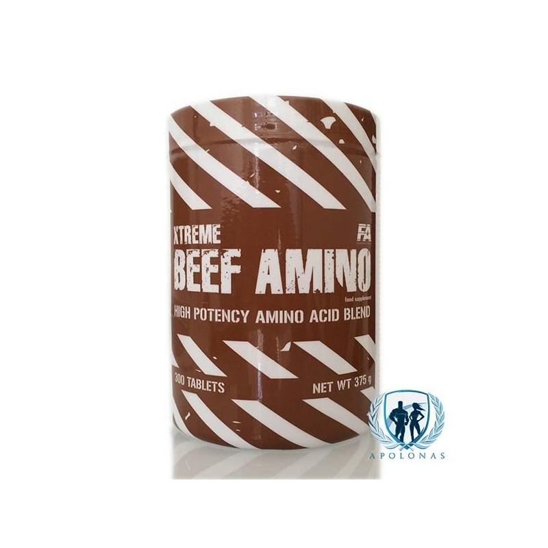 FA Xtreme Beef Amino 300tab