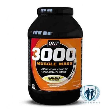 QNT 3000 MUSCLE MASS 4,5kg
