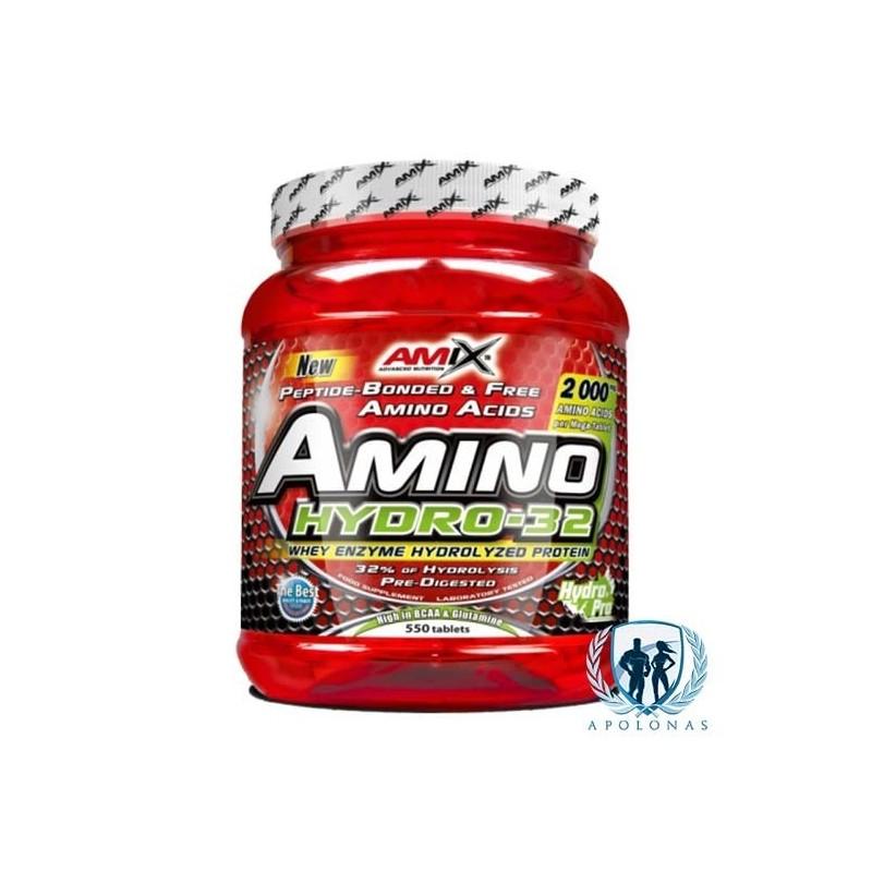 Amix Amino Hydro 32 550tab