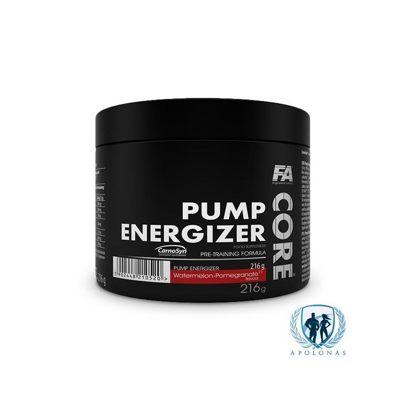 FA Pump Energizer 216g