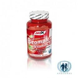 Amix B-complex + Vitamin C&E 90kap