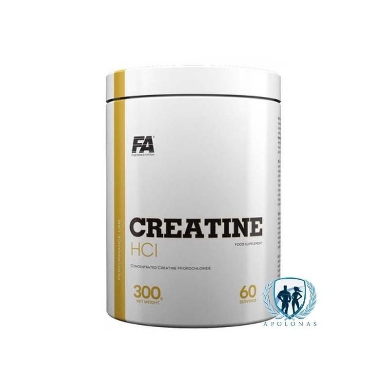 FA Nutrition Creatine HCL