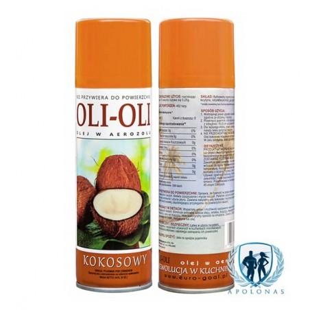 OLI OLI kokosų aliejus 141g