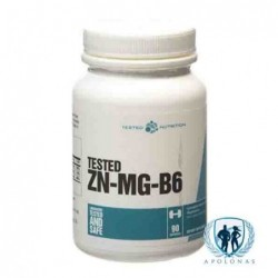 Tested Nutrition ZMA + B6