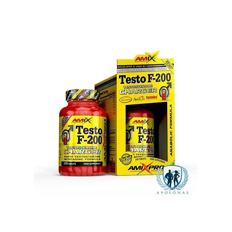 Amix TestoF-200 100tab