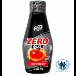 6PAK Nutrition Zero Sauce 400ml