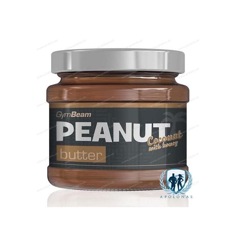 GymBeam peanut with coconut & honey