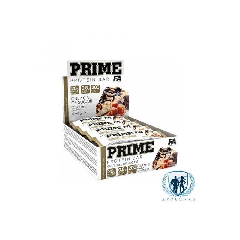 FA Prime Protein Bar