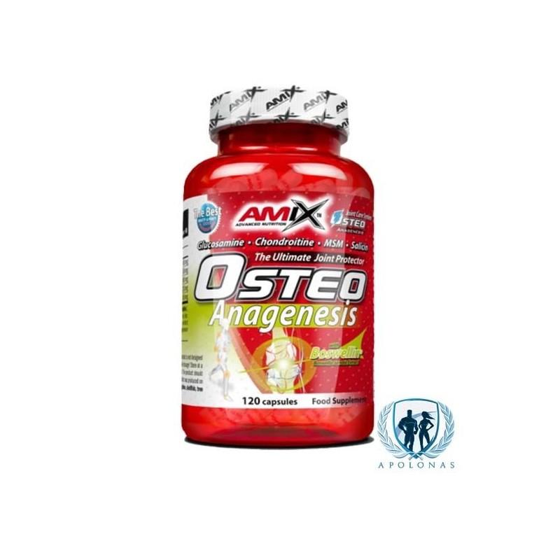 Amix Osteo Anagenesis 120kaps