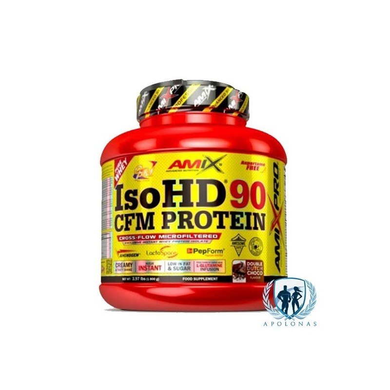 AmixPro IsoHD 90 CFM Protein 1800g