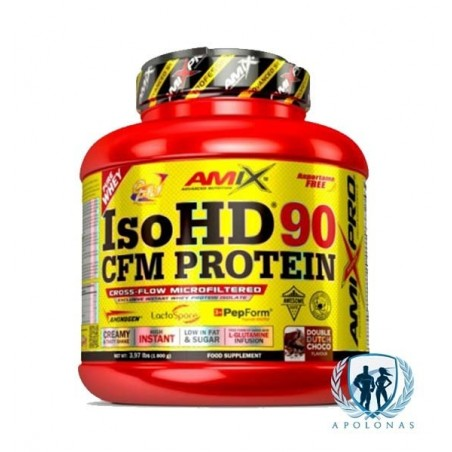AmixPro IsoHD 90 CFM Protein 1800 g