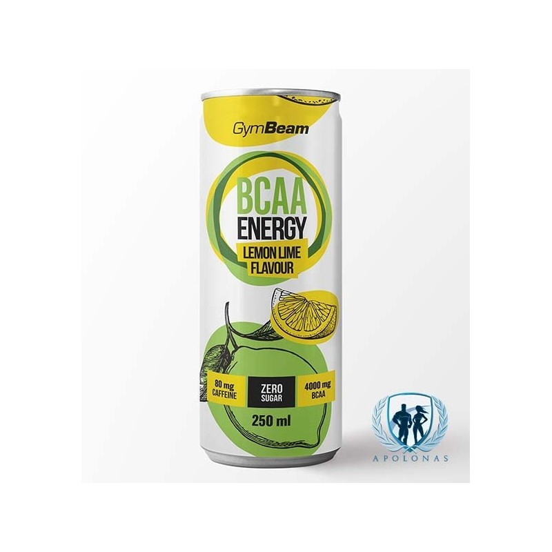 GymBeam BCAA Energy 250ml