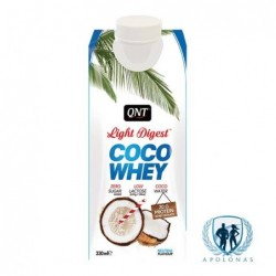 QNT Light Digest Coco Whey 330ml