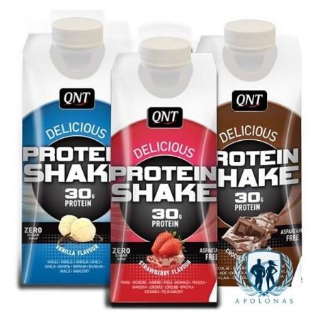 QNT Delicious Protein Shake 330ml