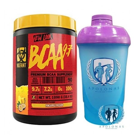 Mutant BCAA 9.7 90porc + gertuvė