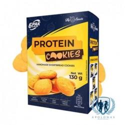 6PAK baltyminiai sausainiai