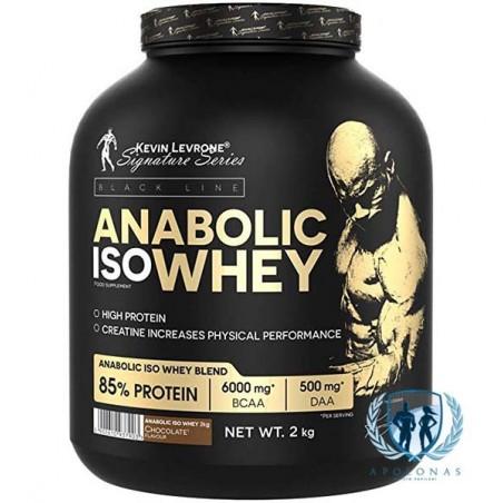 Kevin Levrone Anabolic Iso Whey 2kg