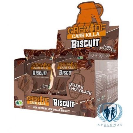 Grenade Carb Killa baltyminiai sausainiai