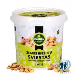 Healthy Choice žemės riešutų sviestas 1kg