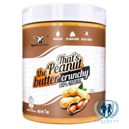 Sport Definition That`s the Peanut butter 1kg