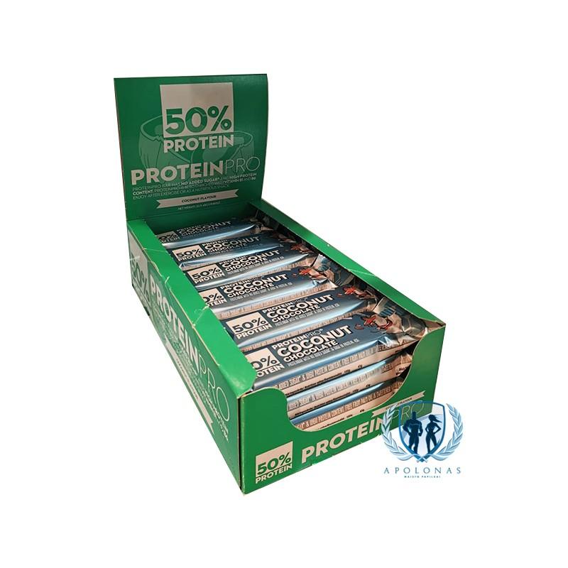 FCB Protein Pro Bar 24x45g