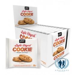 QNT Light Digest baltyminiai sausainiai 60g