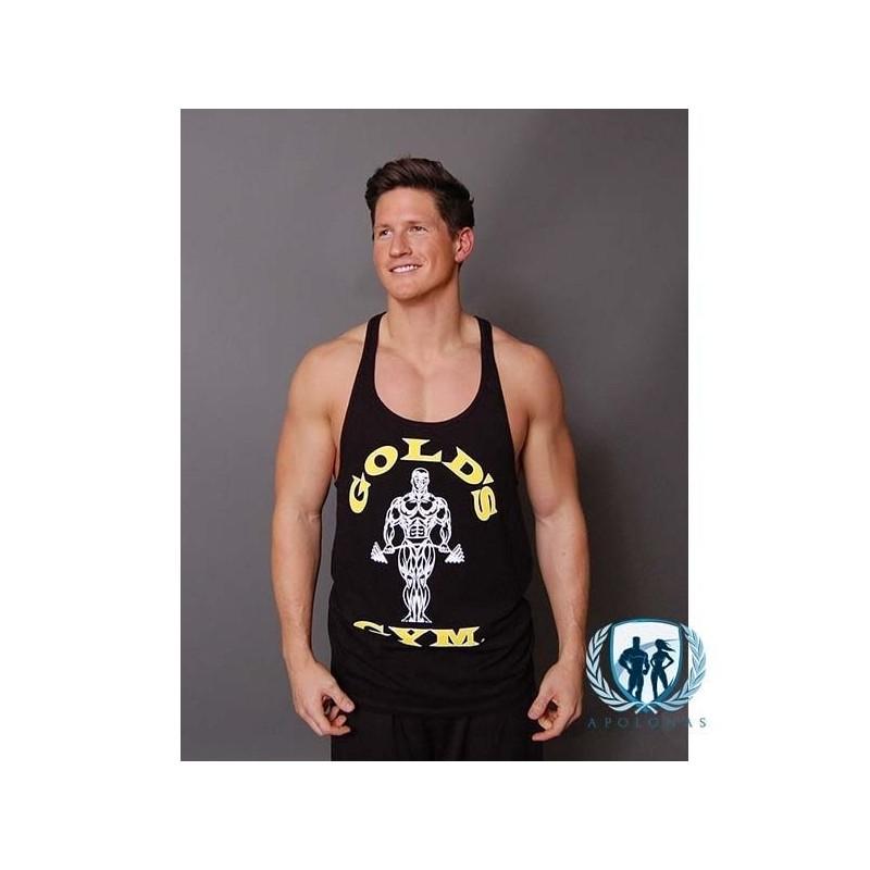 Gold's Gym marškinėliai