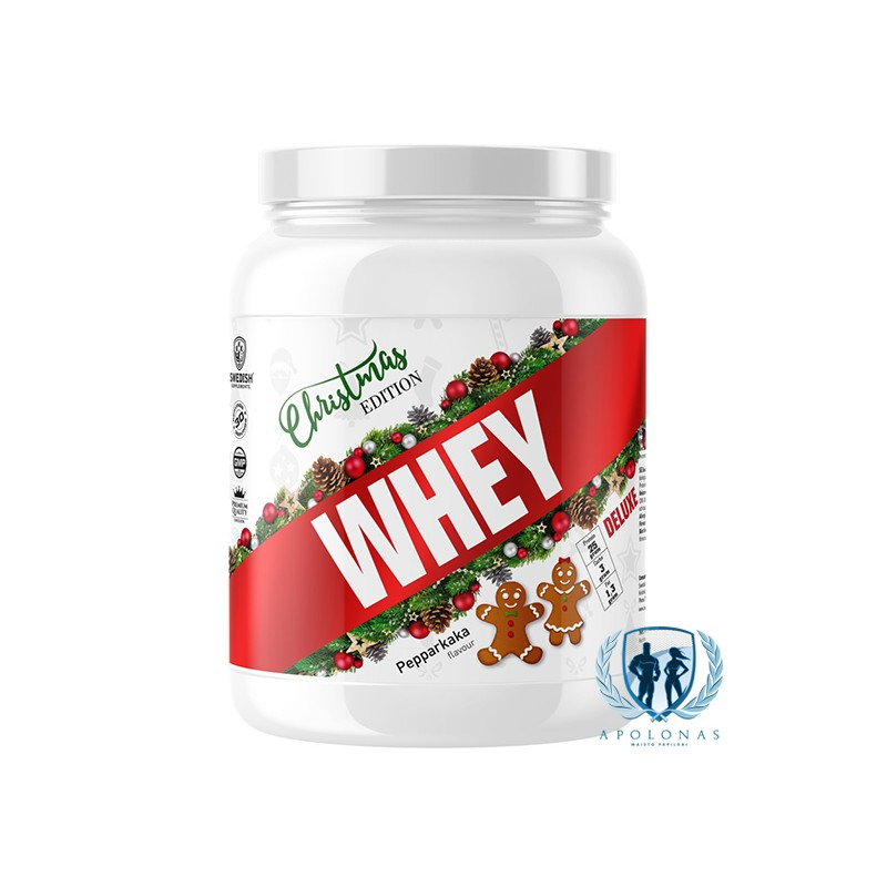 Swedish Supplements Whey Protein Deluxe 2kg