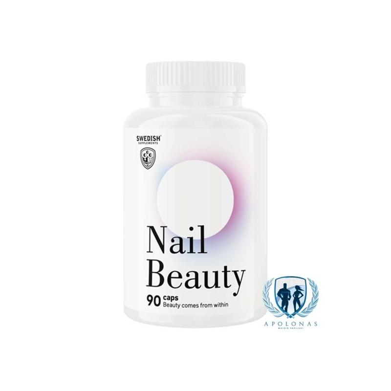 Swedish Supplements Nail Beauty 90kaps