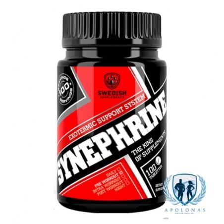 Swedish Supplements Synephrine 100tab