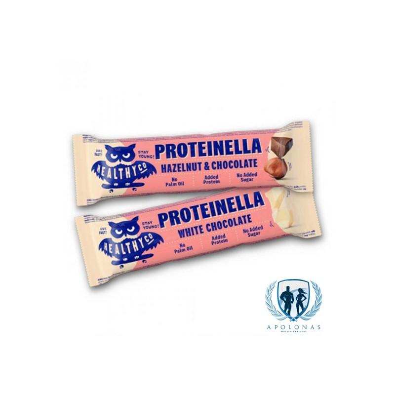 HealthyCo Proteinella baltyminiai batonėliai 35g