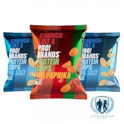FCB Protein Pro Potato Chips 50g