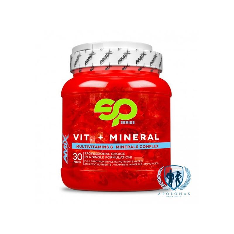 Amix Vit & Mineral Super Pack 30 pak