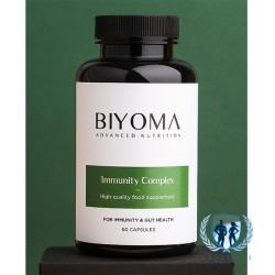 Biyoma Imuniteto Kompleksas 60 kaps