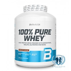 BioTech 100% Pure Whey 2,27kg