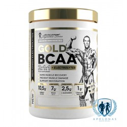 Kevin Levrone Gold BCAA 2:1:1 + Electrolytes 375g