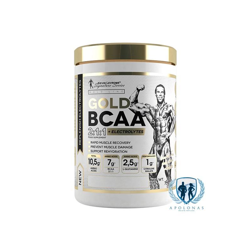 Kevin Levrone Gold BCAA 2:1:1 + Electrolytes 375g