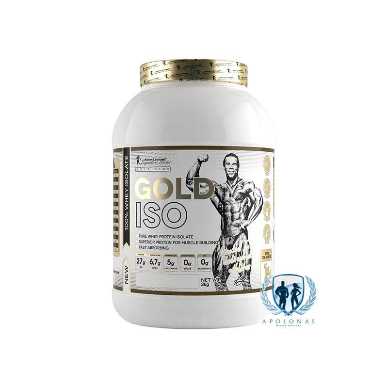 Kevin Levrone Gold Iso 2kg