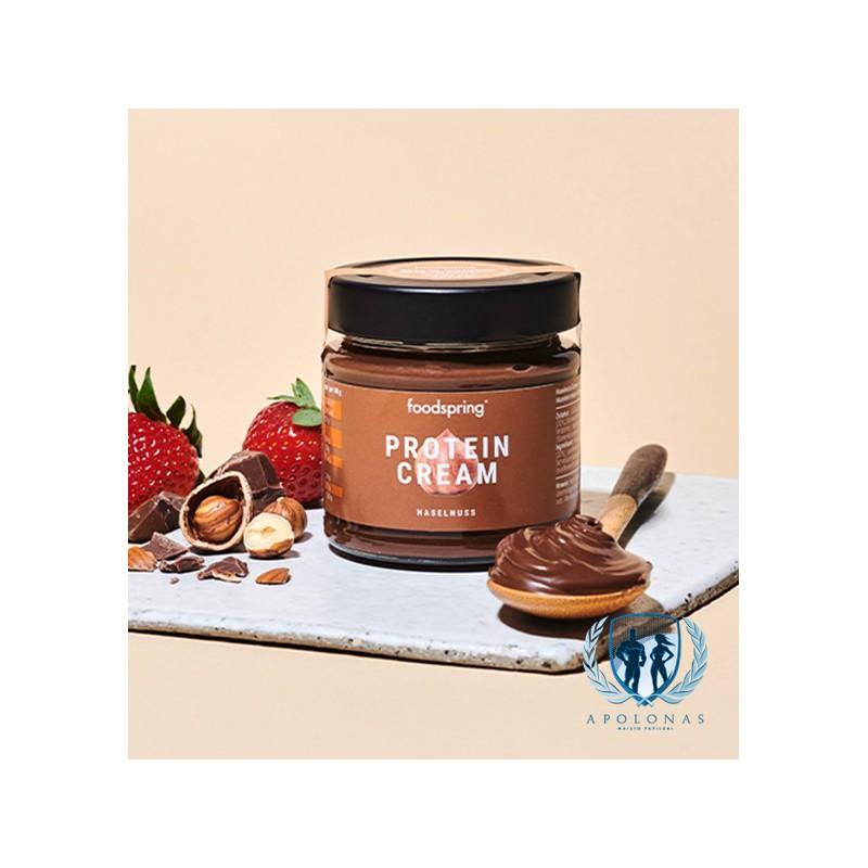 FoodSpring šokoladinis baltyminis kremas 200g