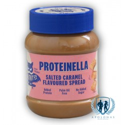HealthyCo Sūdytos Karamelės Proteinella 400g