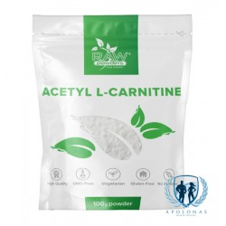 Raw Powders Acetyl L-Carnitine 100g