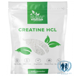 Raw Powders Creatine HCL 100g