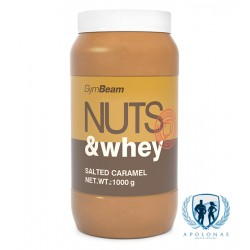 GymBeam Nuts and Whey