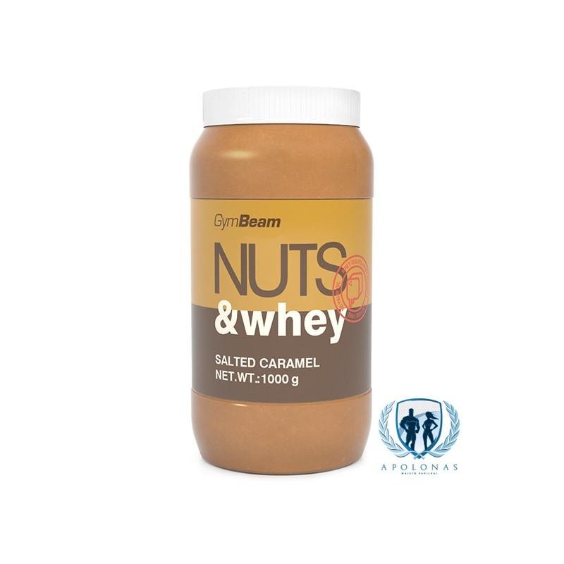 GymBeam Nuts and Whey